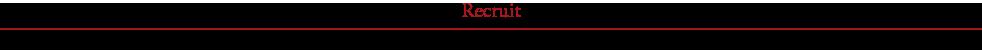 Recruit 採用商法詳細