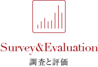 Survey&Evaluation|評価と調査