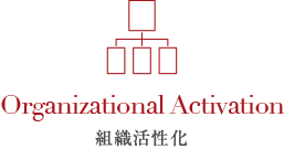 Organizational Activation|組織活性化